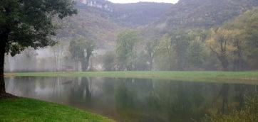 Octobre sous la pluie…